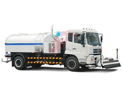 dongfeng 8CBM high pressure jetting truck