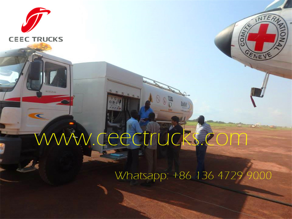 Beiben airplane refueling truck