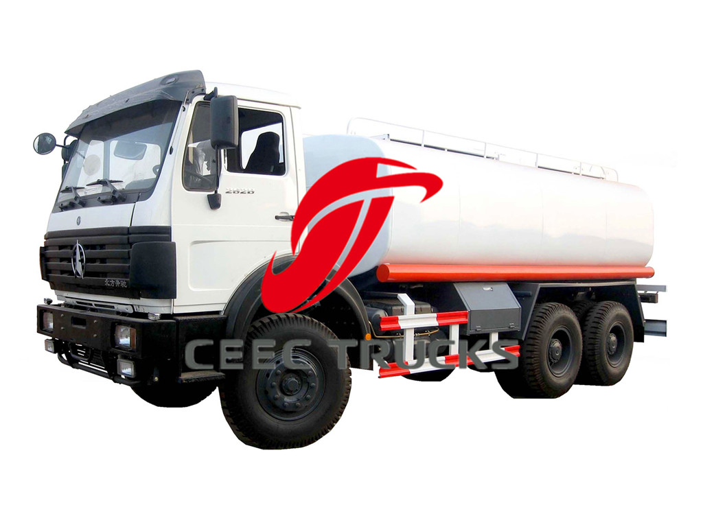 beiben 20 CBM military water truck