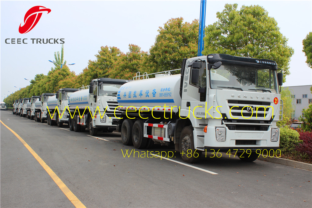 IVECO tanker truck supplier