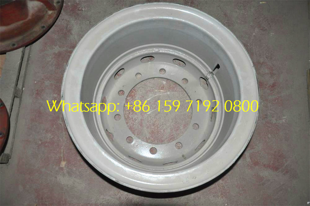 Beiben truck parts 5004001002 steel wheel rim