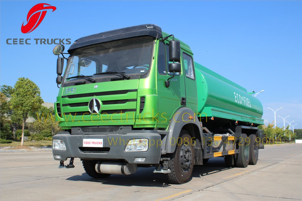 china best fuel truck supplier
