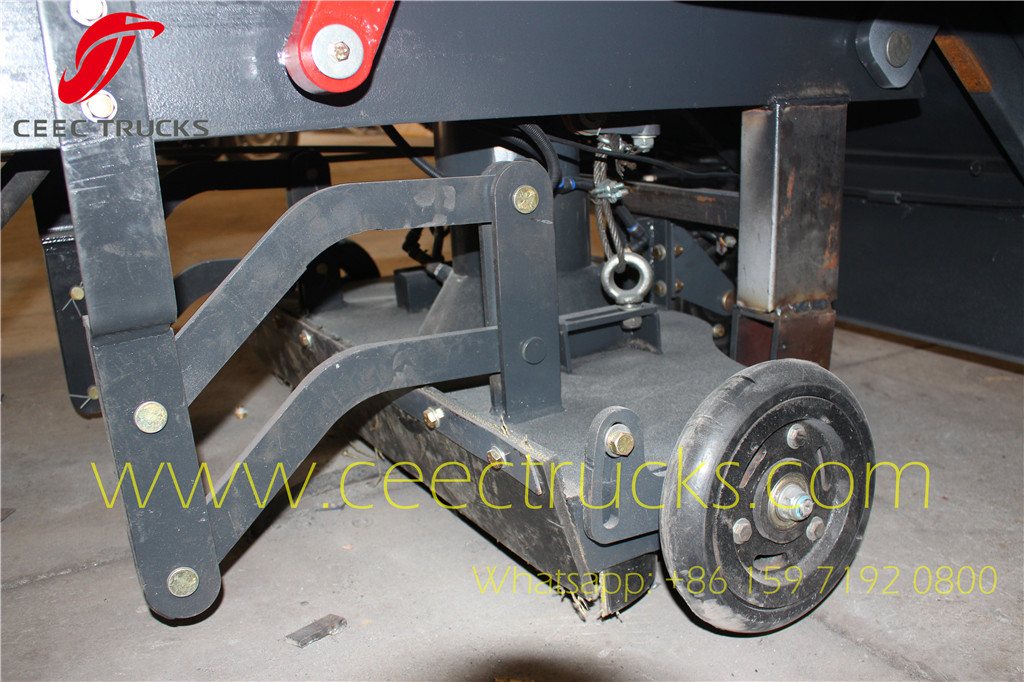 Suction Plate Wheel