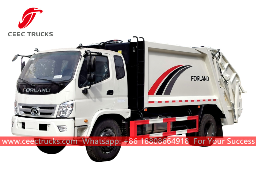 FOTON Waster compact truck