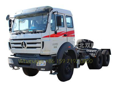 Brand New Beiben NG80B prime mover supplier