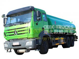 africa beiben 20cbm oil tanker vehicle в продаже